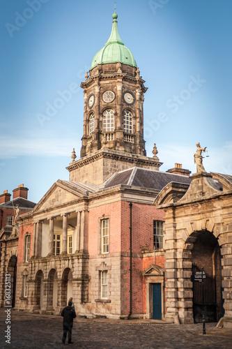 Zdjęcie XXL Zabytek i kościół w Dublin, Irlandia