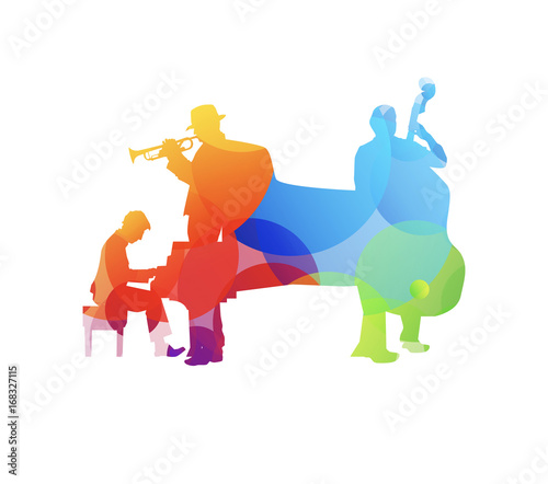 Fotografía musicisti, musica, concerto, festa