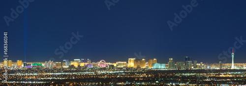 Poster Las Vegas Las Vegas Skyline