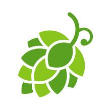 Icon Illustrations For Flower Hops