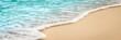 Leinwandbild Motiv Sand and Water