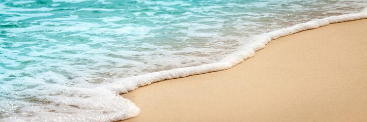Fototapeta Sand and Water