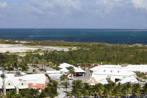 Foto op Plexiglas Caraïben View of a Caribbean Island