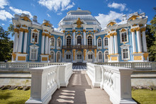 Palace Hermitage In Pushkin Ru...