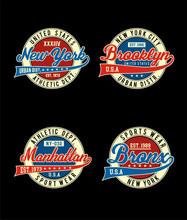 Set Varsity NYC Sports