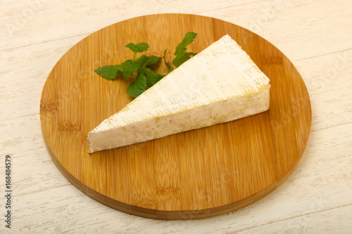 Brie cheese Wallpaper Mural
