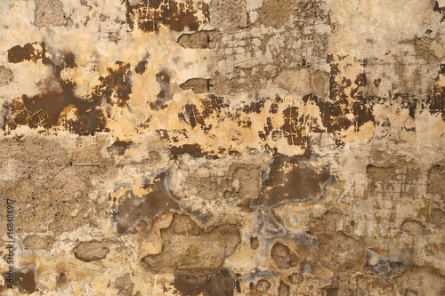 Cadres-photo bureau Vieux mur texturé sale Old weathered wall
