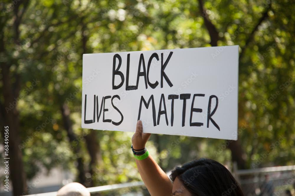 Fényképezés  Black Lives Matter