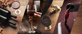 Wine tasting and winemaking - 168497381
