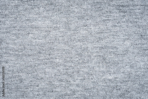 Keuken foto achterwand Stof Close up gray fabric texture and background with space.