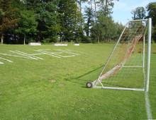 Fußballheim/Fußballplatz In ...