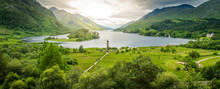 Glenfinnan Monument, At The He...