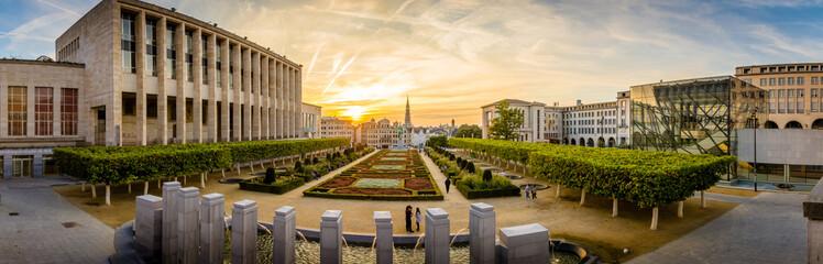 Fototapeta Brussel - Belgium