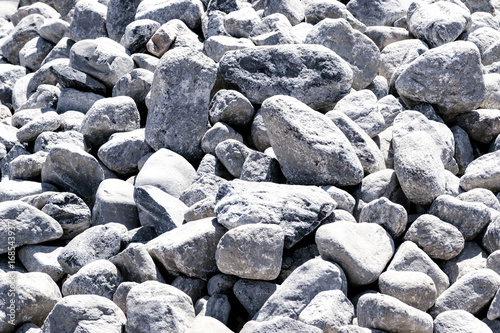 Rock pile for backgrounds or textures