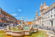 Piazza Navona  Is A Square In ...