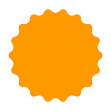 Gold / Orange Smooth Burst, Ba...