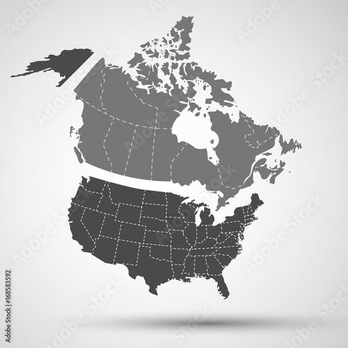 Canada, USA