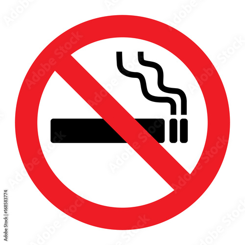 No Smoking Symbol Clipart Buy This Stock Illustration And Explore