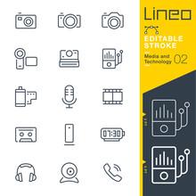 Lineo Editable Stroke - Media ...