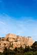 view of Historic Old Acropolis of Athens