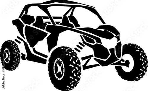 Photo 2017 Maverick X3 Xrs 3-4_front Picto Hard