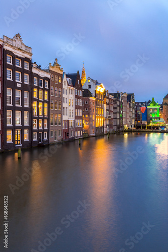 Photo Amsterdam Canals Netherlands