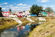 Hatibonico River In Camaguey, ...