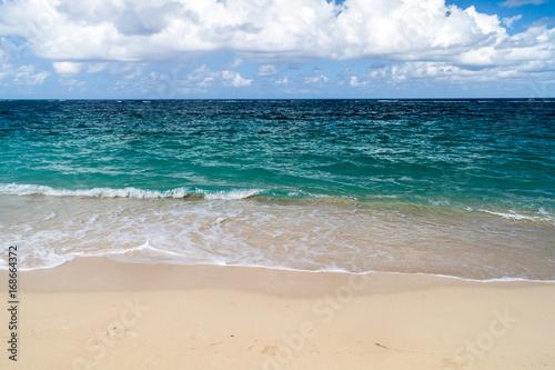 Photo  Playa Maguana beach near Baracoa, Cuba