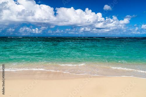 Playa Maguana beach near Baracoa, Cuba Wallpaper Mural