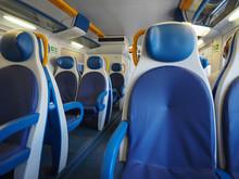 Italian Train Interior
