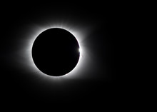 Corona Around Total Solar Eclipse