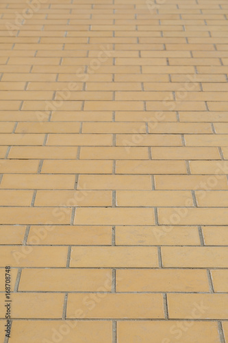 Abstract Tiled Floor Background