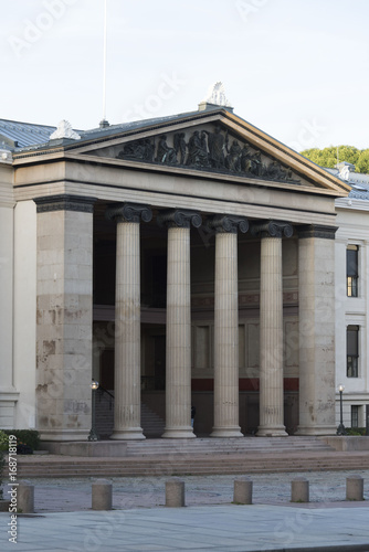 Plakat  Palais Oslo.