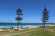Scarborough Beach In Perth, Western Australia