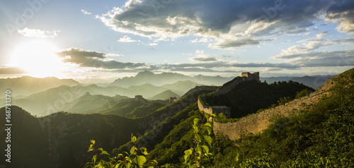 Muraille de Chine The Great Wall in China