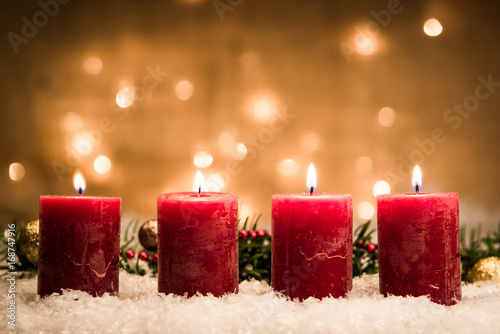 Fotografía  adventszeit