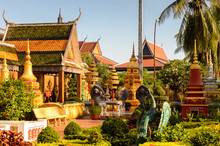 Prumrot Vat, One Of The Buddhi...