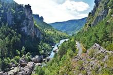 Vue Du Point Sublime - Gorges ...
