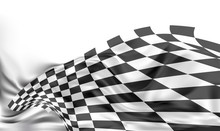 Race Flag Wave, Waveing Checkered Flag Background Layout