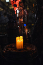 Electricity Candle Lamp