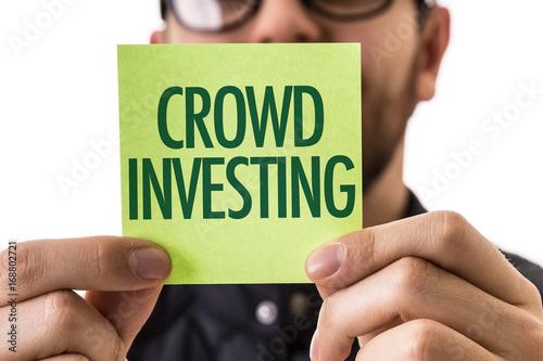 Fotografía  Crowd Investing
