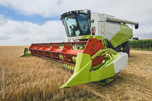 Fotografía  agrarian machinery