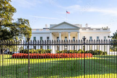 White House, the US President Residence, Washington DC, Virginia Slika na platnu