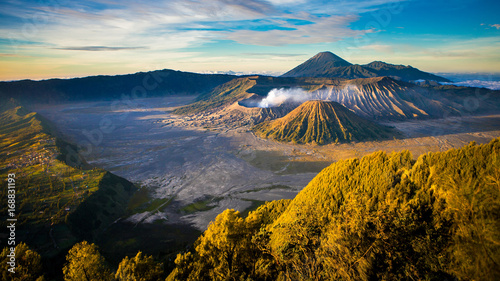 Foto op Plexiglas Indonesië bromo volcano