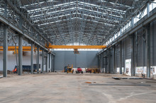 Factory Warehouse Overhead Crane