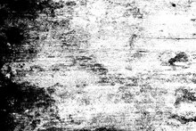 Grunge Black And White Wooden Dirty Board Background