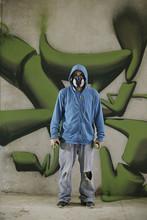 Graffitiartist Portrait