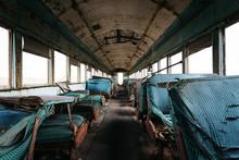 Abandoned School Bus.