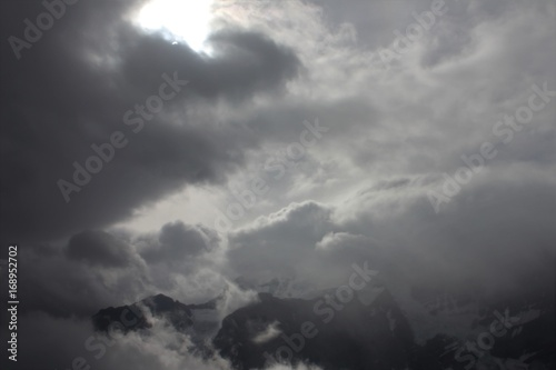 Valokuva  Solar Clouds