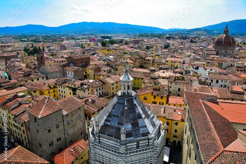 Pistoia, Toskania Włochy